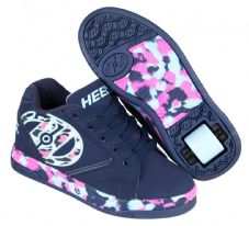 Heelys Propel 2 Navy/Pink/Light Blue/Confetti